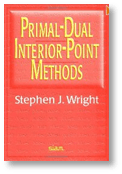 Cover of the Primal-Dual Interior Point Methods book