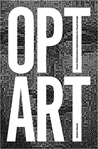 Cover of the Opt Art: From Mathematical Optimization to Visual Design book